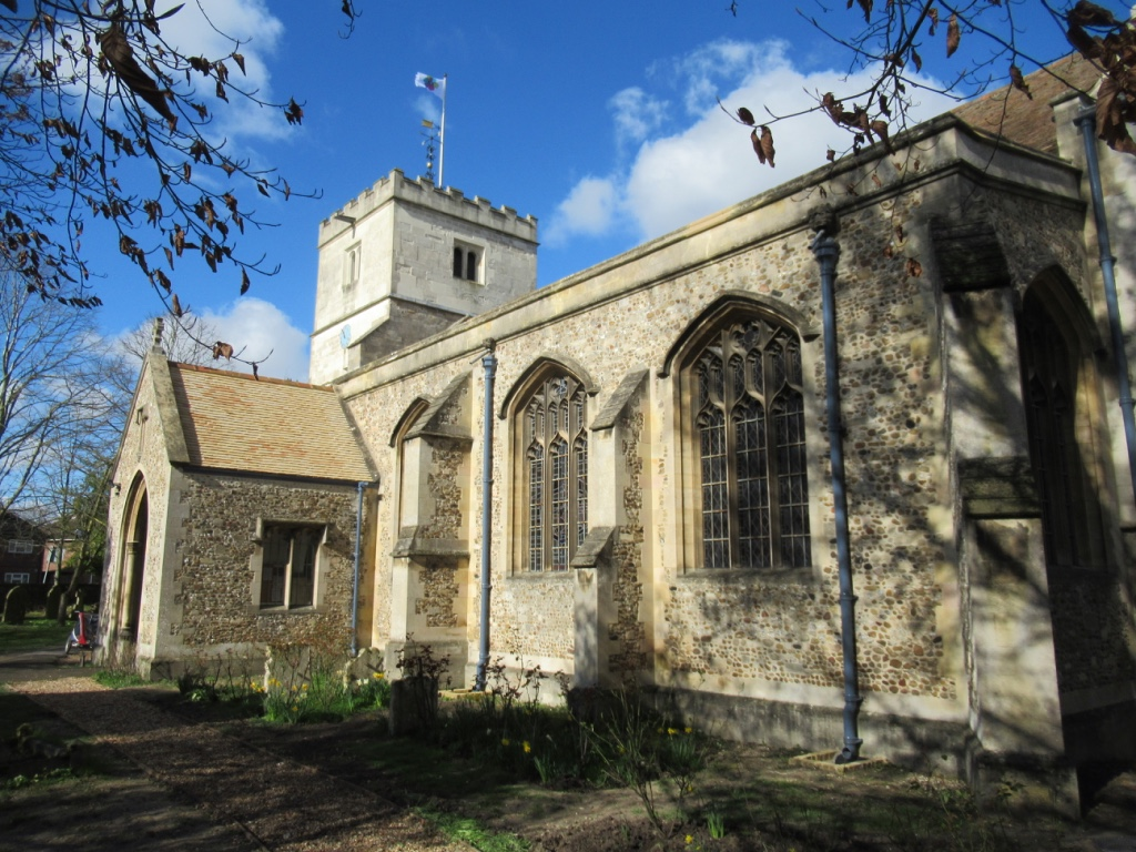 St Andrew Church, Cherry Hinton, Cambridge - Repair