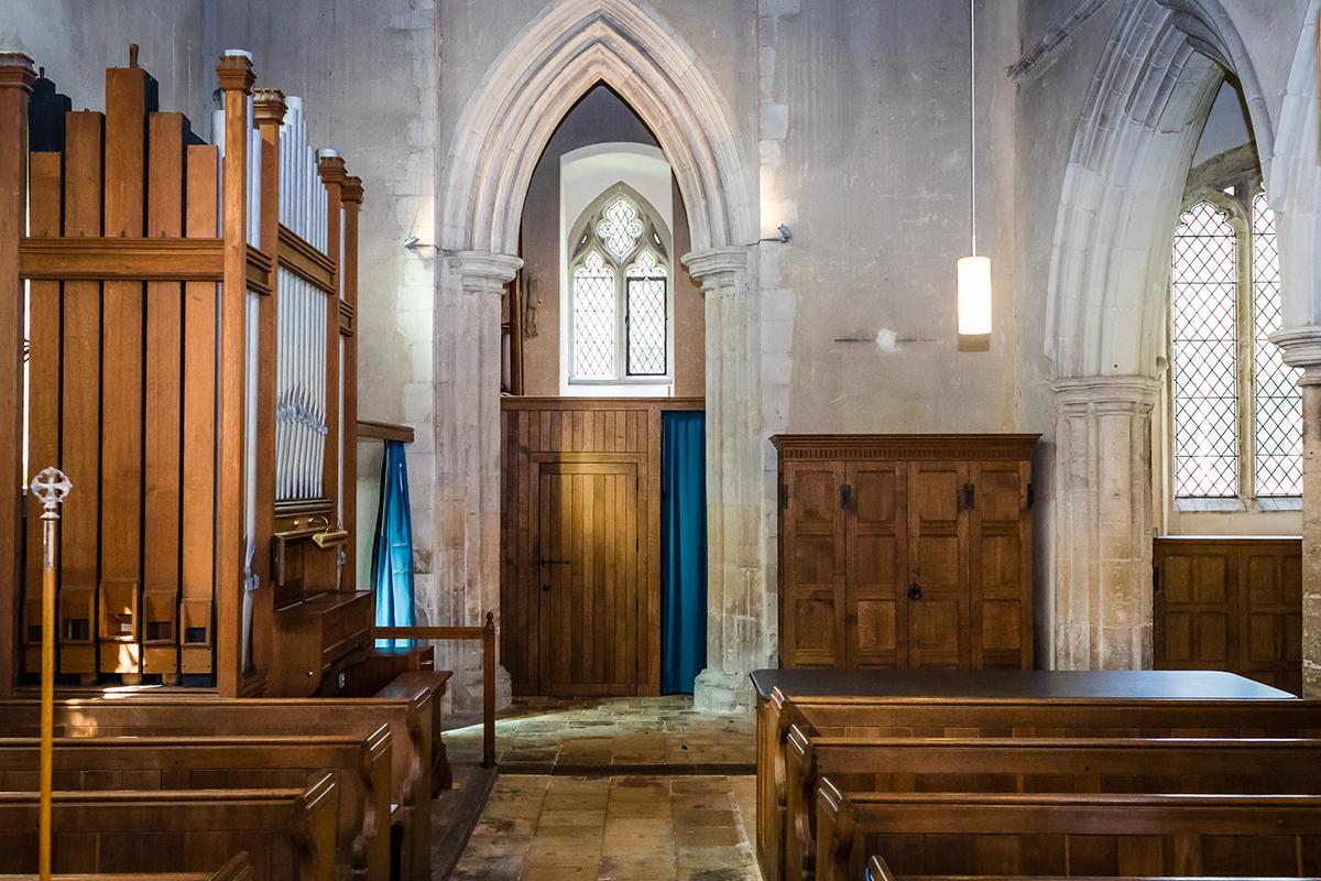 Madingley Church Facilities