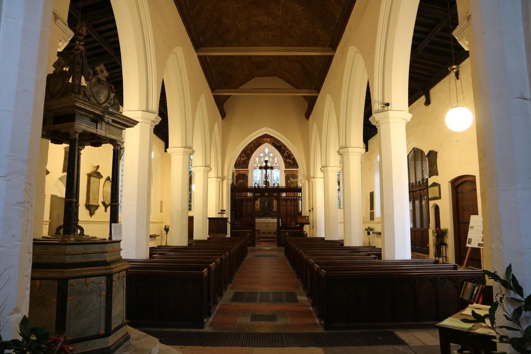 St Botolph, Cambridge